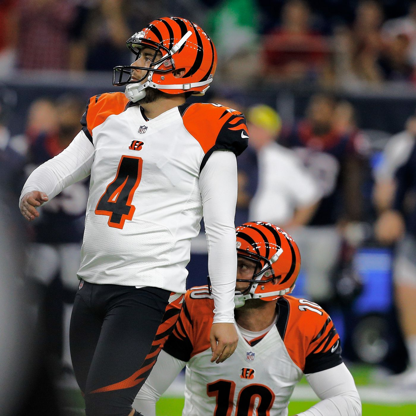 Reviewing whether Bengals should re-sign kicker Randy Bullock ...