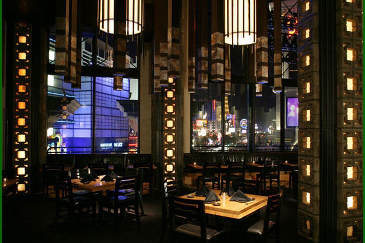 Kabuki Restaurant London
