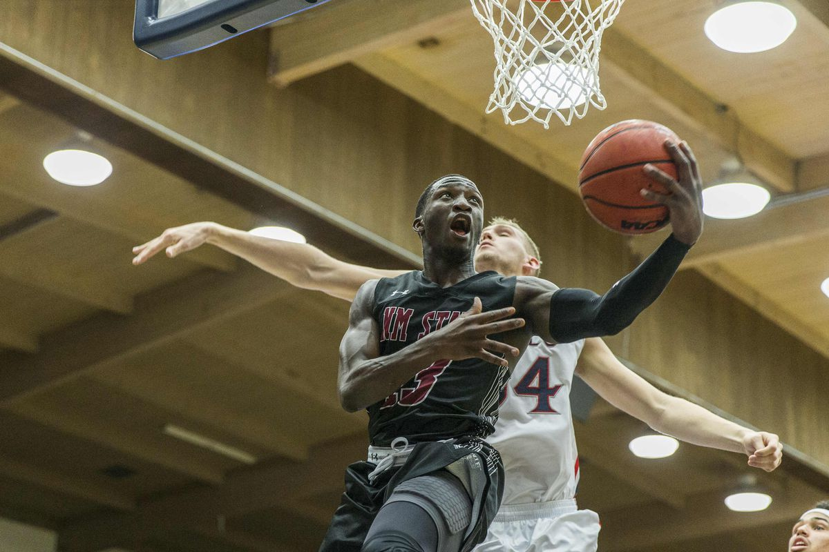 NCAA Basketball: New Mexico State at St. Mary's