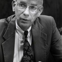 Robert F. Bennett, Aug. 14, 1991