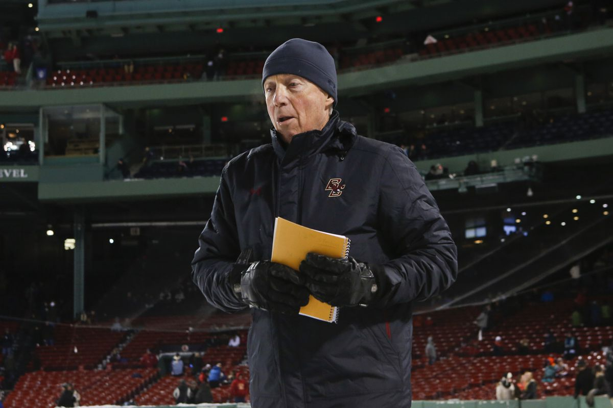 The league coaches put their faith in Jerry York and his Boston College Eagles.