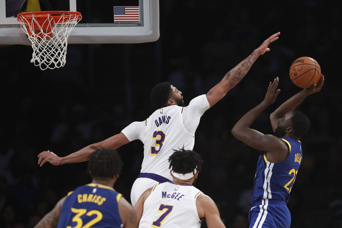 Frank Vogel on why Lakers don't need to play small-ball as much as other teams