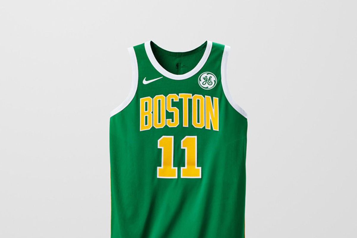 1145452ddb0 Nike announced another jersey option for all of last year's playoff teams,  extending the jersey count on the season for the Boston Celtics to 5 total:  Icon, ...