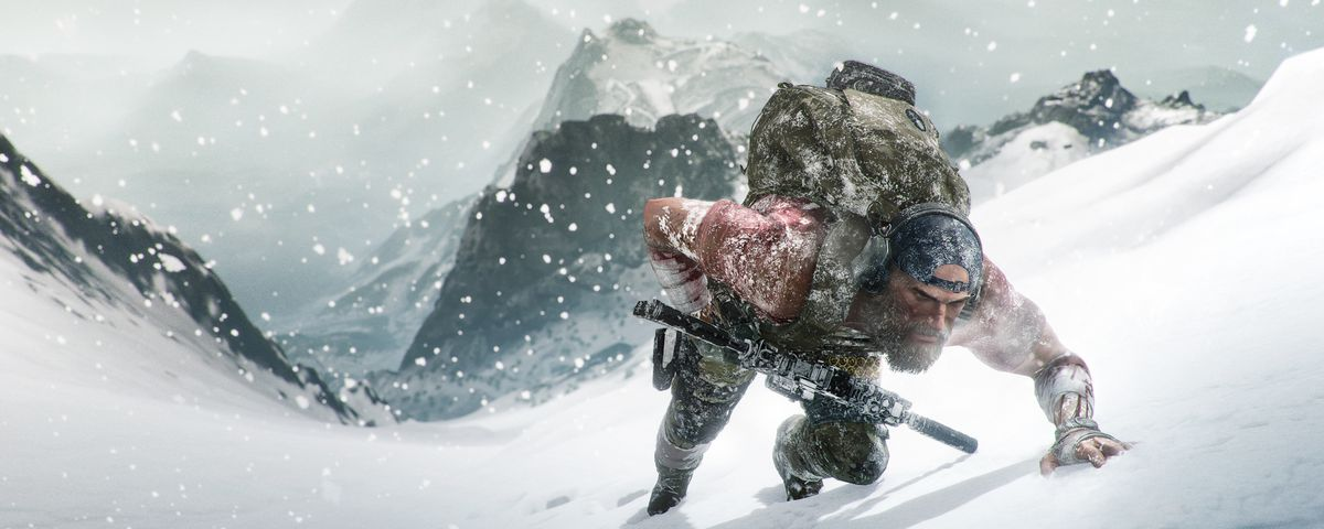 Ghost Recon Breakpoint First Details And Hands On Preview