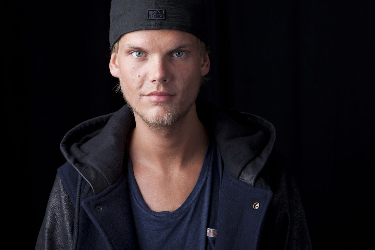 The producer and DJ known as Avicii.