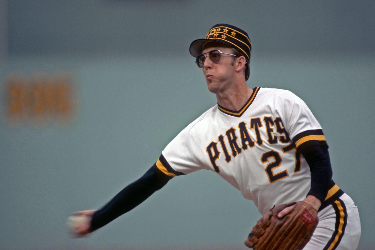 Pittsburgh Pirates Kent Tekulve