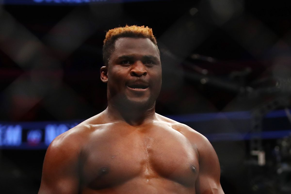 Photo By Gregory Shamus Getty Images Former Ufc Heavyweight Title Contender Francis Ngannou