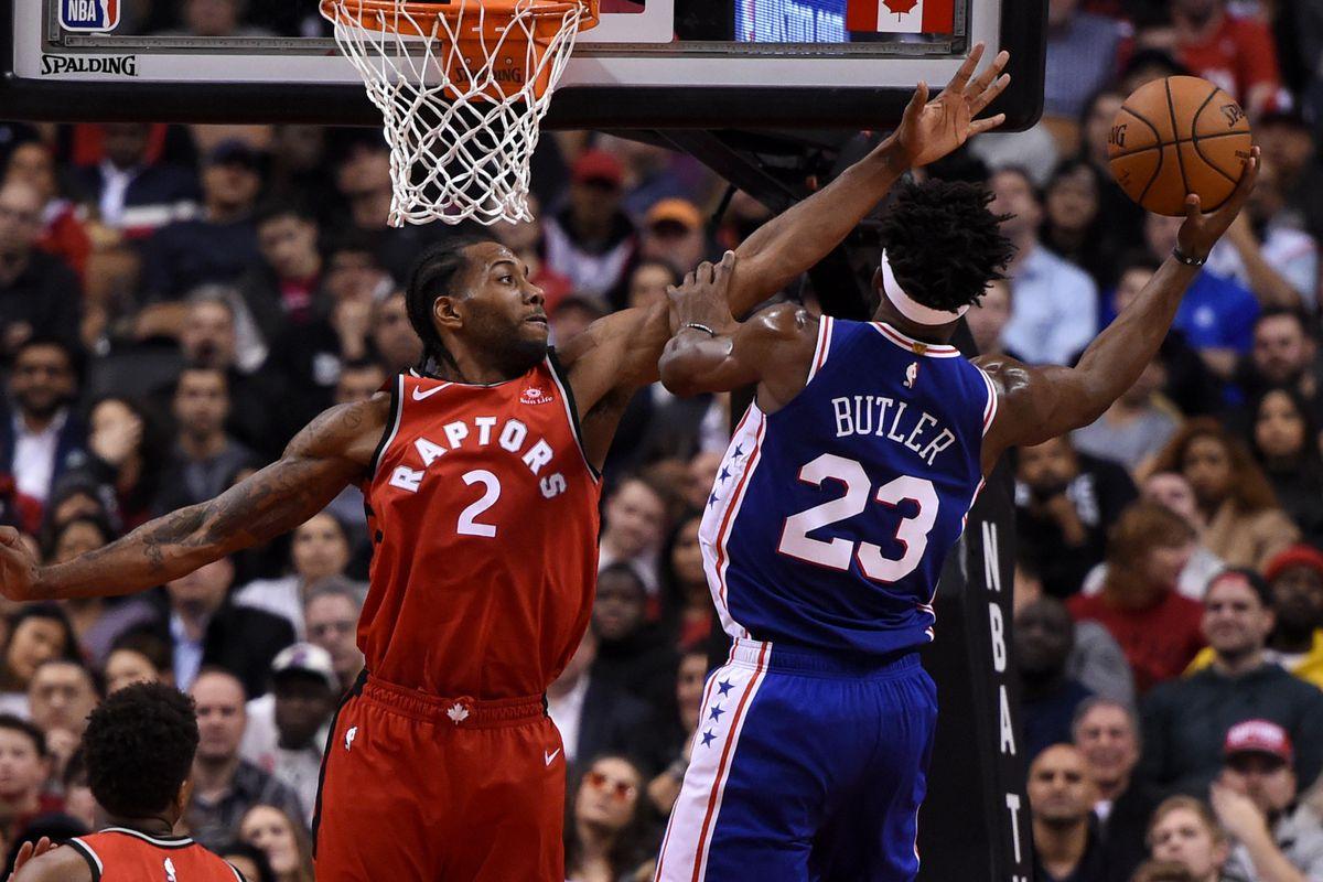 Five thoughts recap: Toronto Raptors 113, Philadelphia 76ers 102, Kawhi Leonard, Jimmy Butler