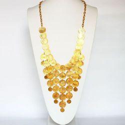 Cleopatra Necklace, $135