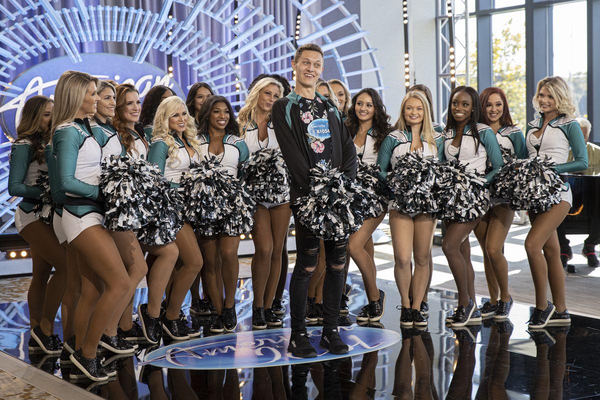 "ABC's ""American Idol"" - Season Three"