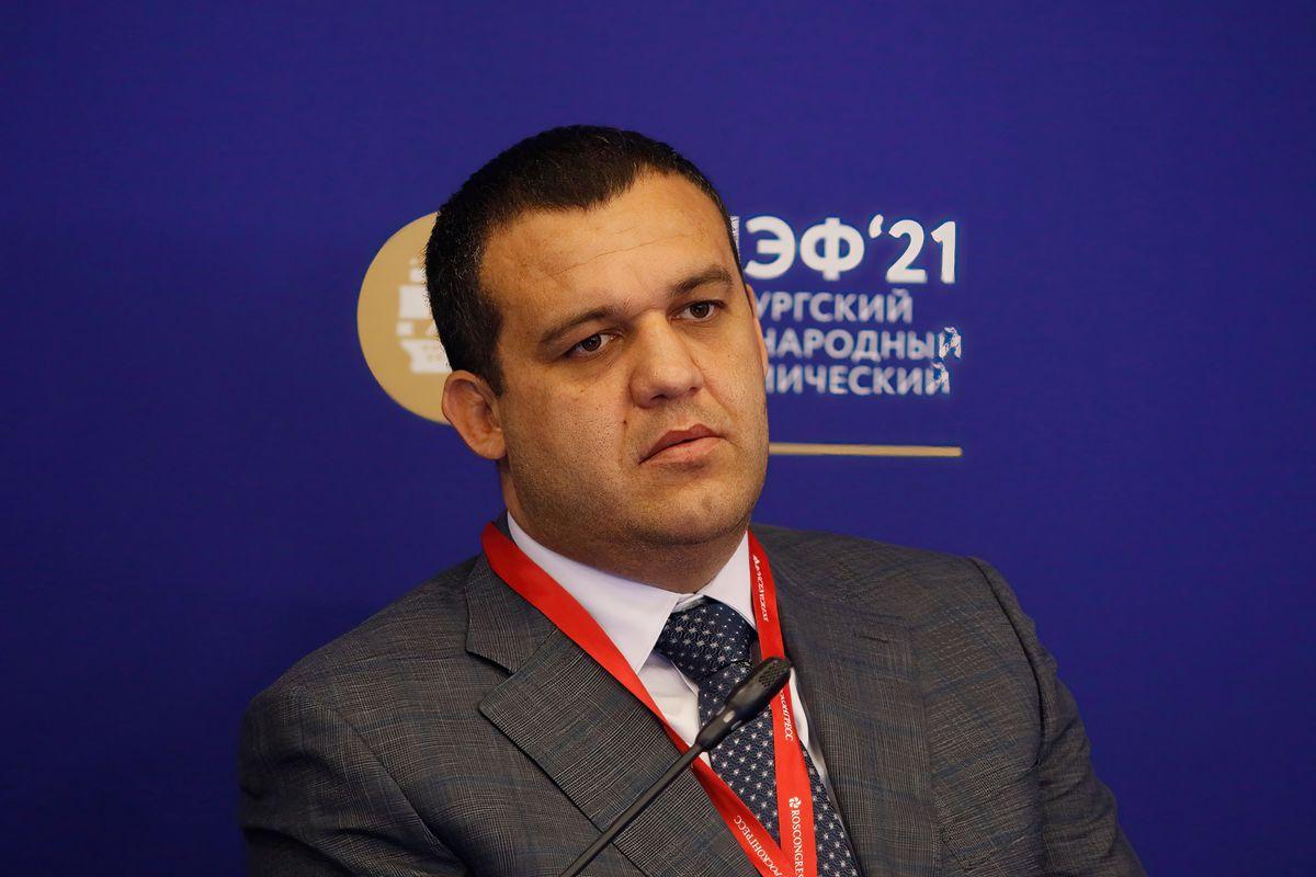 Speaker Umar Kremlev, President, International Boxing...
