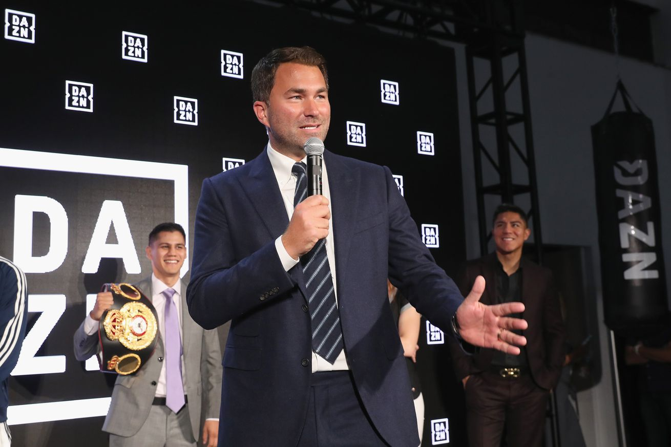 1000879544.jpg.0 - Hearn: Don't believe everything you hear about DAZN money problems