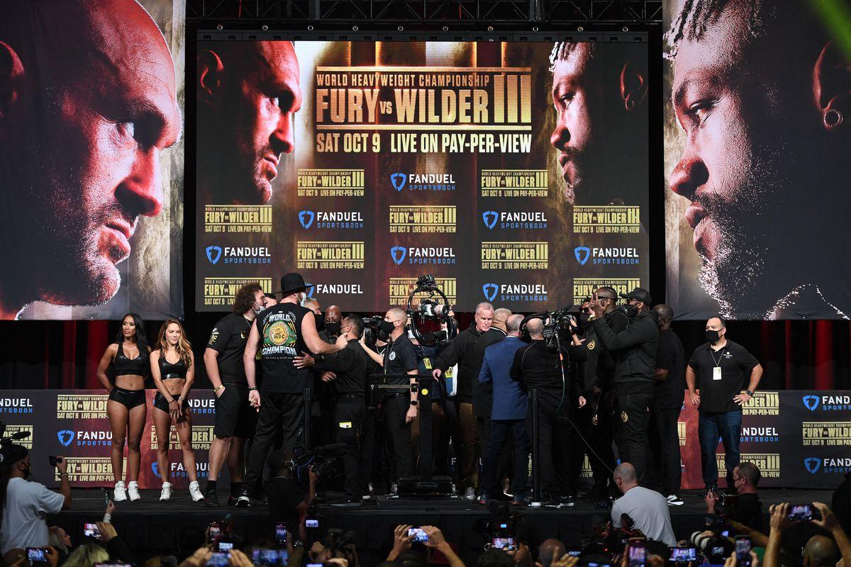 BOX-HEAVY-WORLD-WBC-GBR-USA-FURY-WILDER