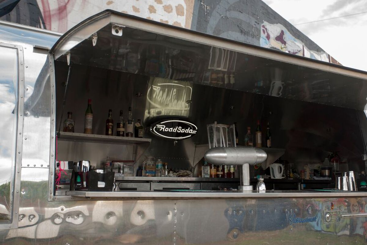 Are mobile cocktail bars the next food trucks eater for Bar 96 food truck