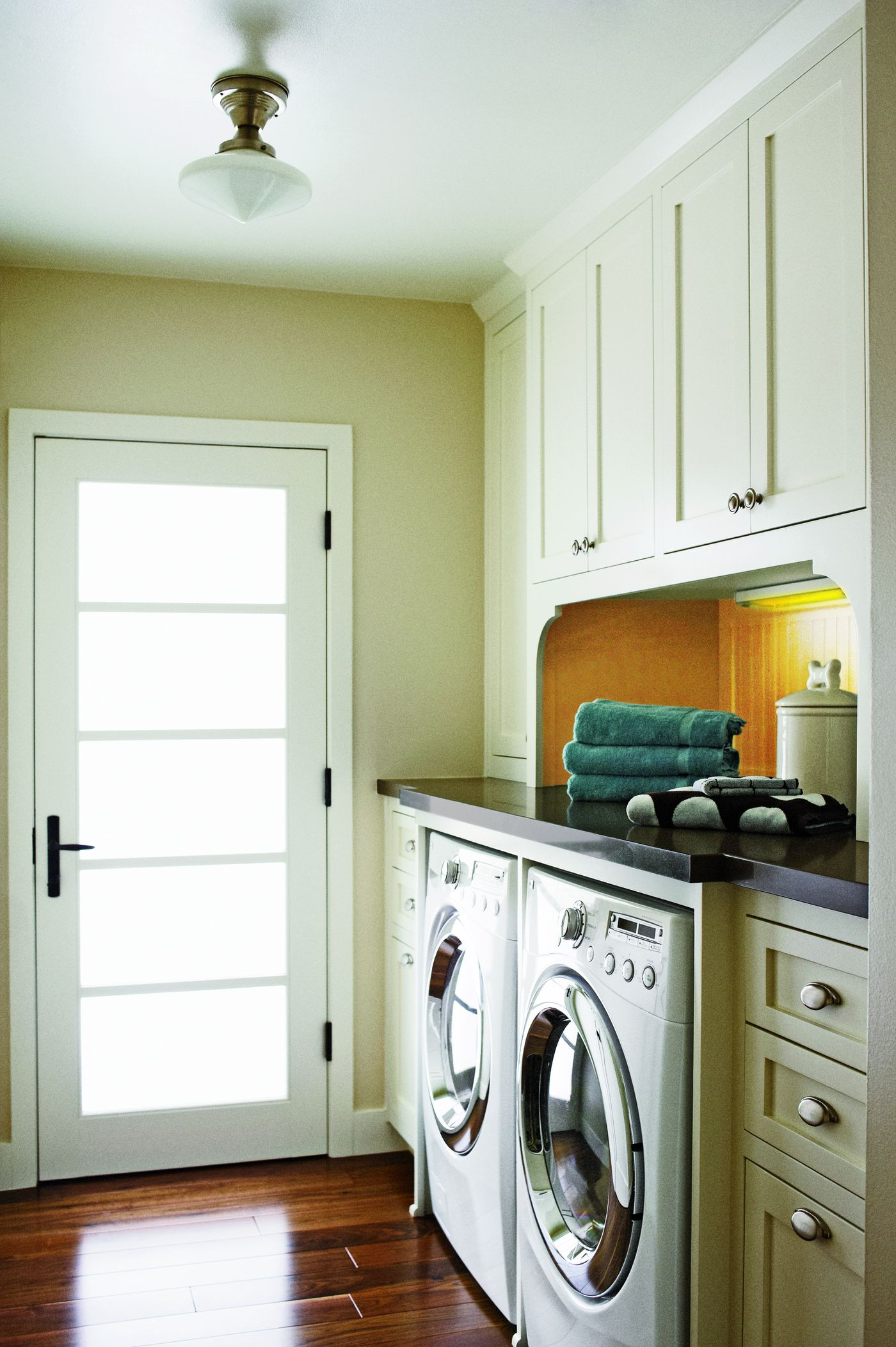26 Ideas for a Fully Loaded Laundry Room - This Old House