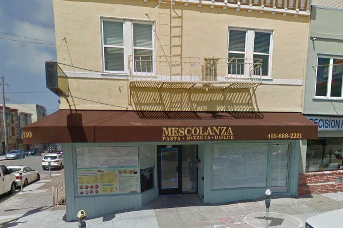 Mescolanza's New Location