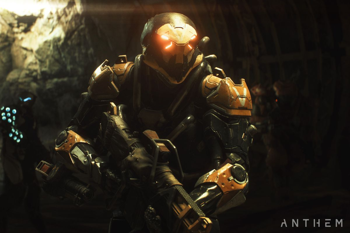 Anthem VIP Demo Servers Battle Through Problems But Are Back EA Says
