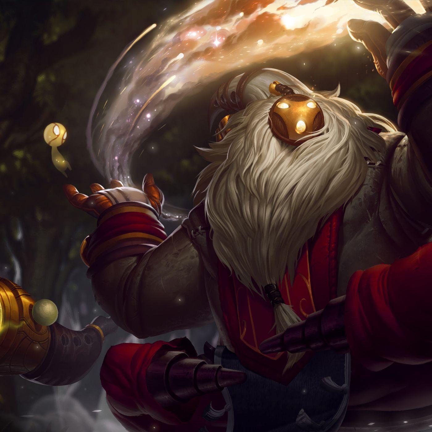 Meet League Of Legends Latest Champion Bard The Wandering