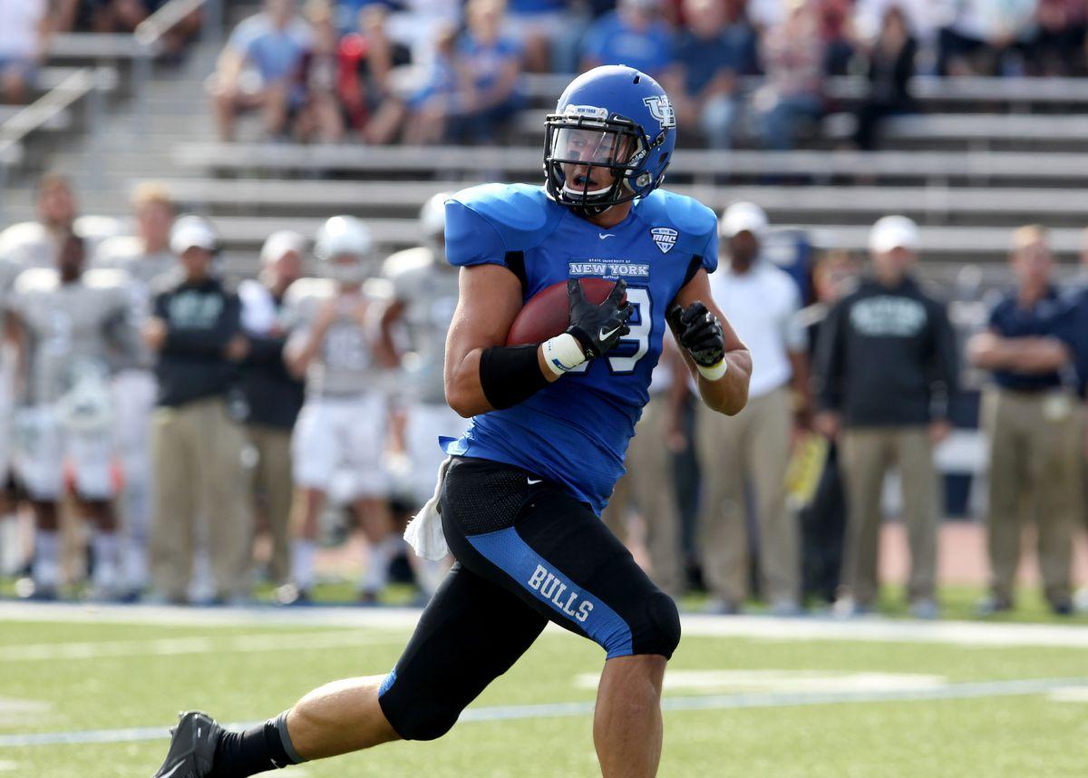NCAA Football: Nevada at Buffalo