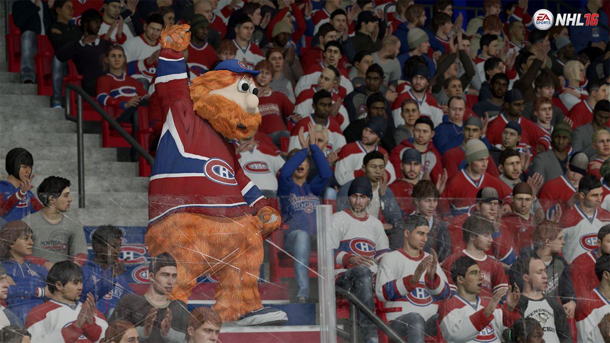 NHL 16 screenshots