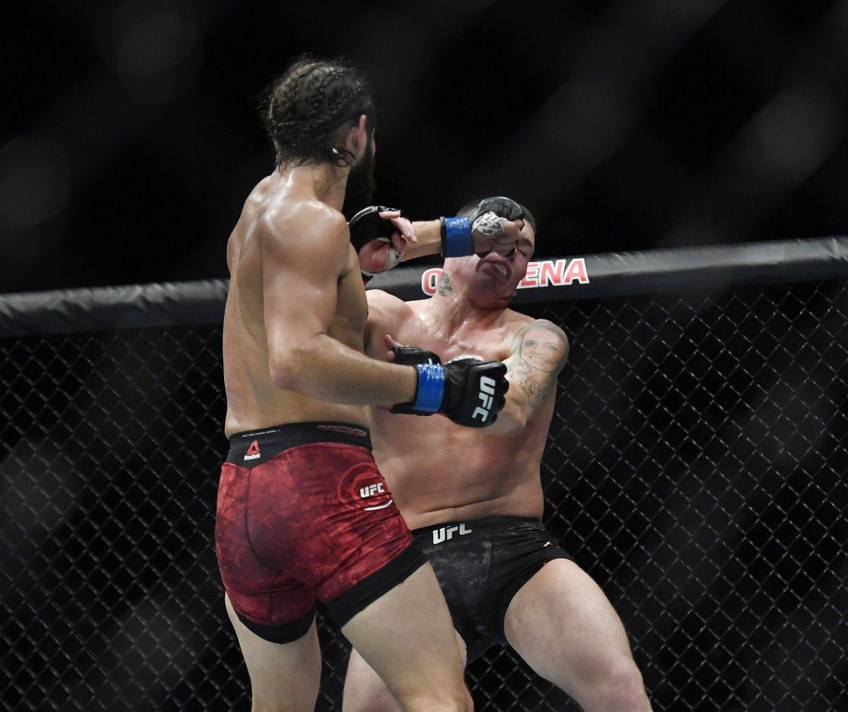 MMA: UFC Fight Night-London-Till vs Masvidal