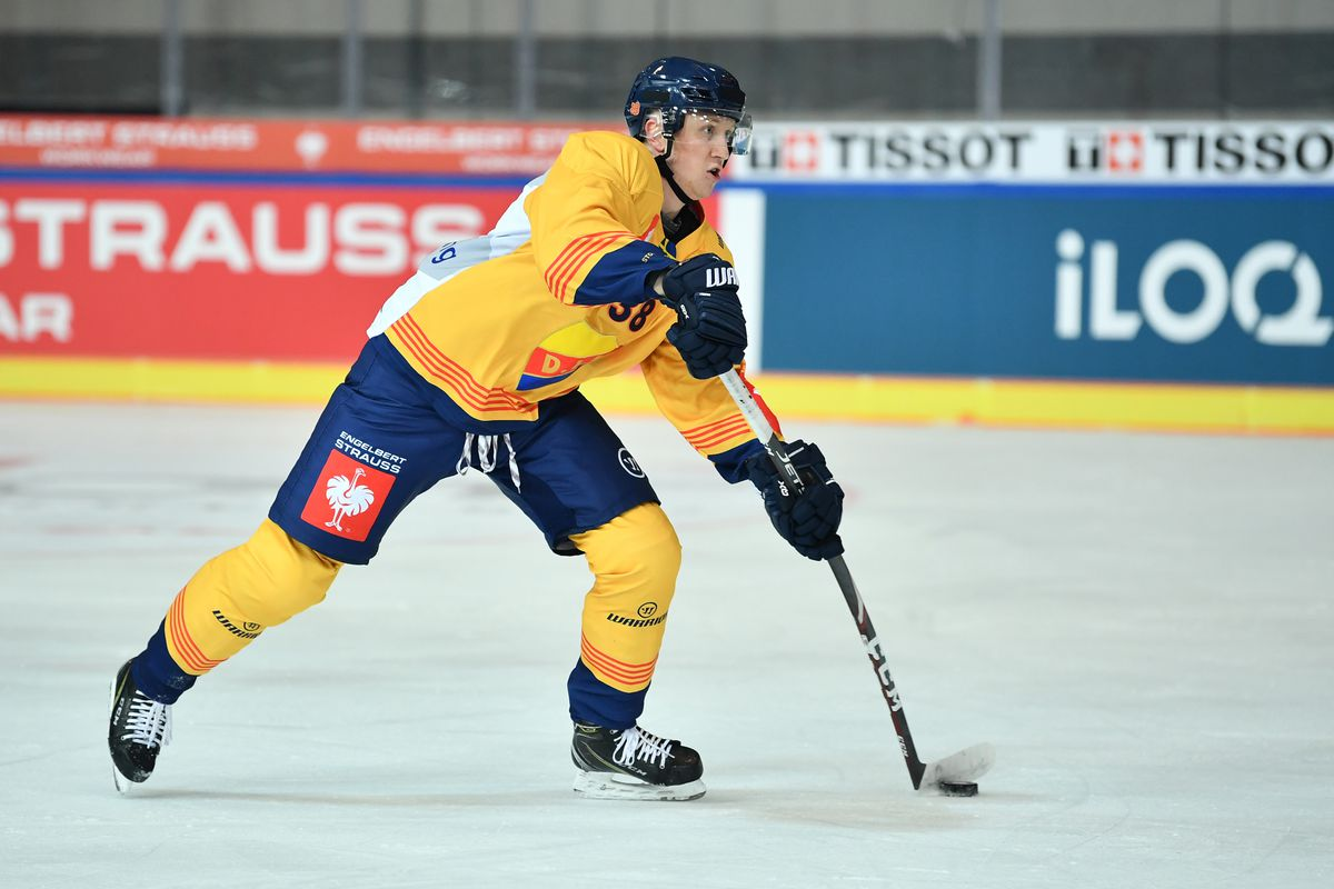 EHC Red Bull Muenchen v Djurgarden Stockholm - Champions Hockey League - Quarter Finals: 2nd Leg