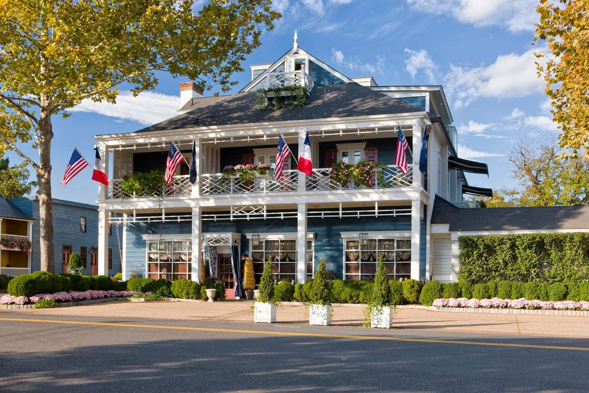 Inn At Little Washington Marks 40th Anniversary With 4 Gourmet Bashes