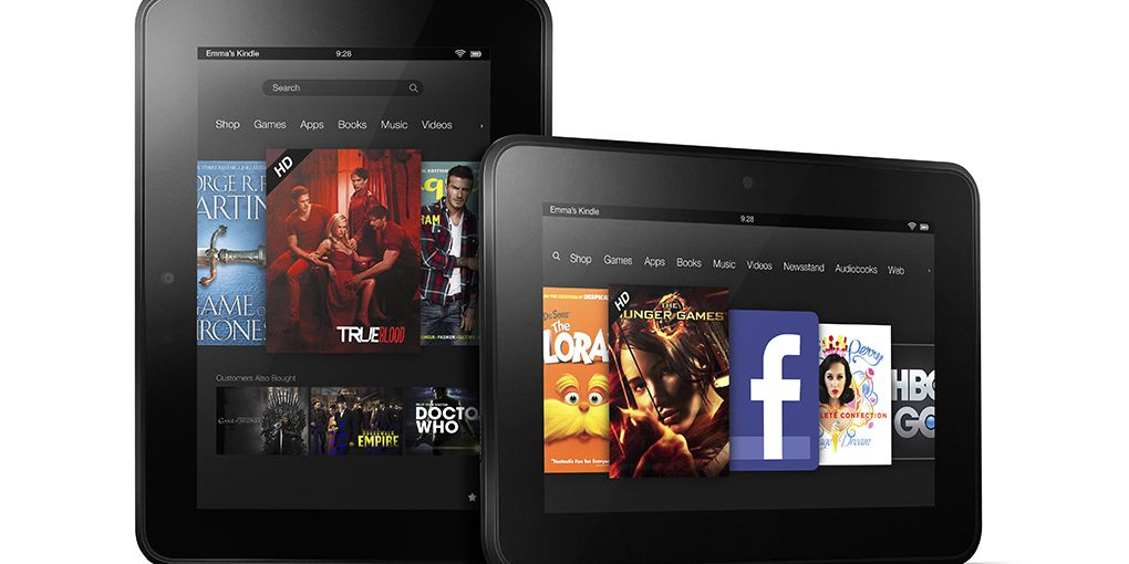 Amazon announces Kindle Fire HD 7 starting at $199, available