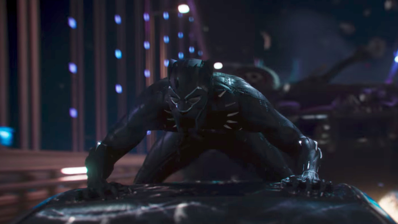Watch the first teaser trailer for Black Panther - The Verge