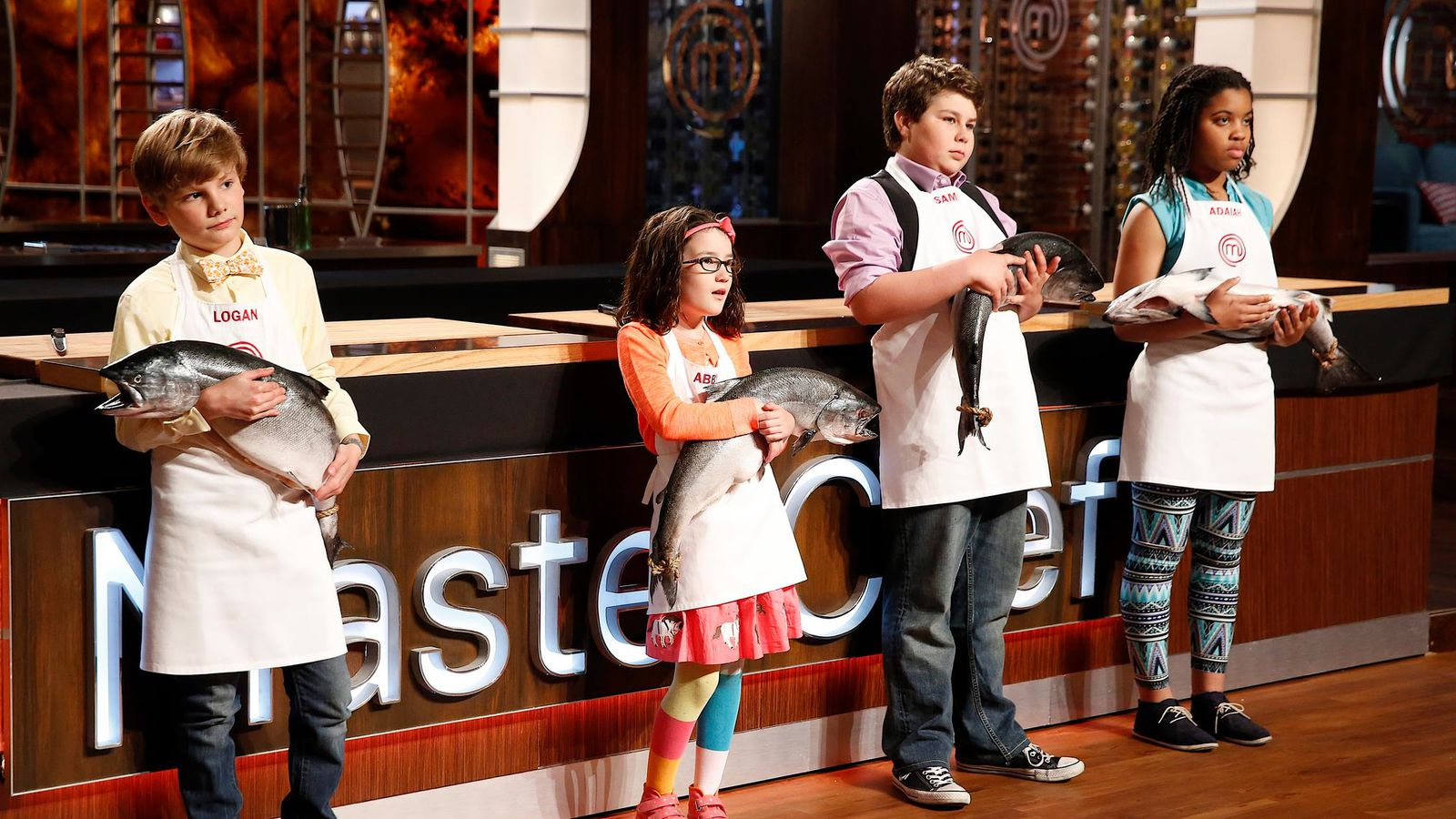 Masterchef junior episode 6 plenty of fish in the sea eater for Plenty of fish denver