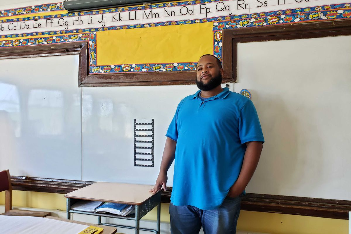 CPS special education teacher