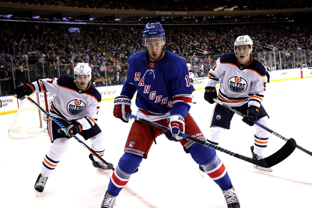 Kevin Hayes  Rangers Should Gauge Trade Interest In Center If He s ... 323305472