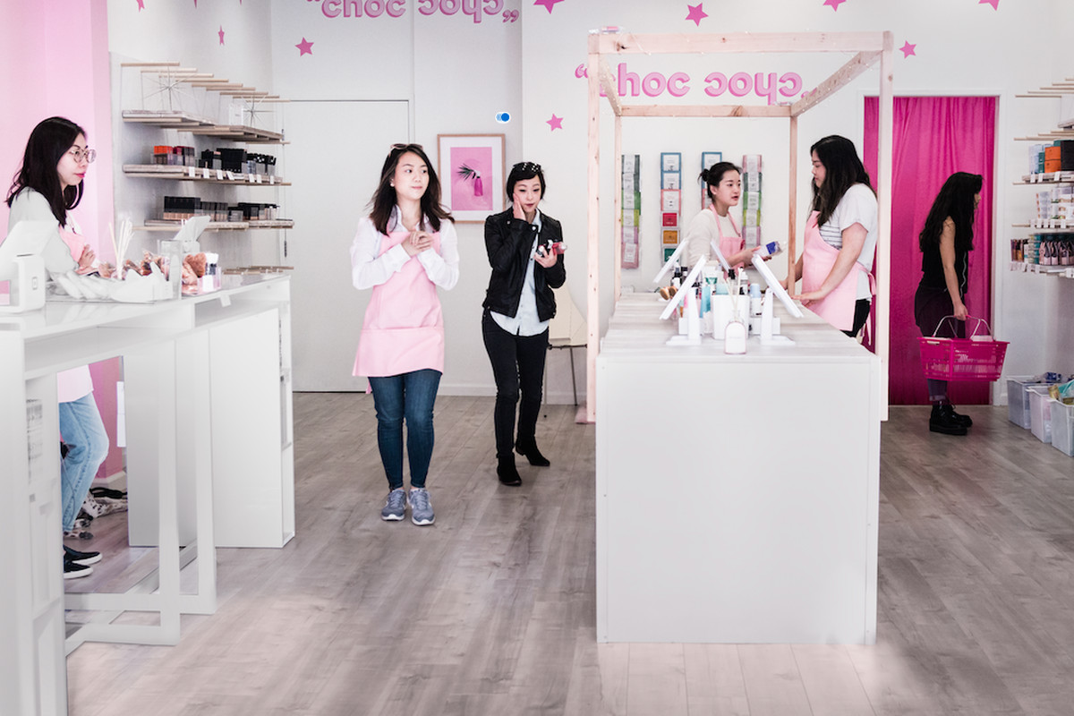 One of Y Combinator's hottest startups is a Korean beauty