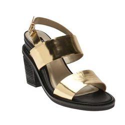 """<a href=""""http://www.amrag.com/shopping/women/senso-2-strap-sandal-item-10404468.aspx"""">Senso Two Strap Sandal</a>, $295 at American Rag CIE"""
