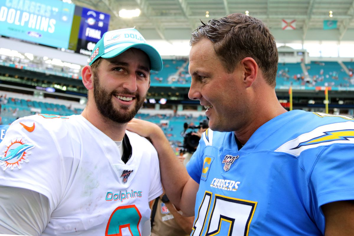 NFL: Los Angeles Chargers at Miami Dolphins