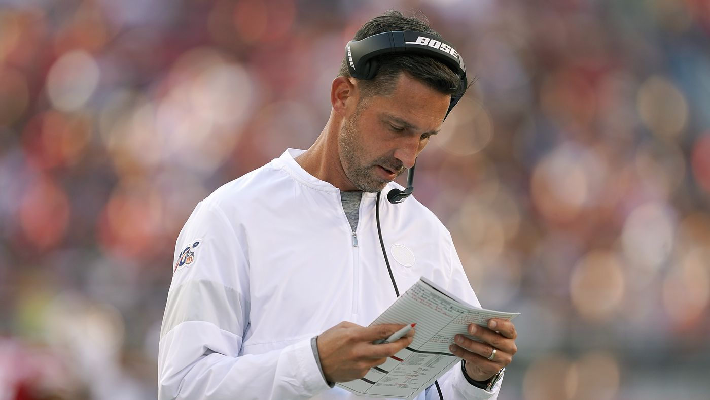NFL head coach job security rankings: How safe is Kyle Shanahan in 2019?