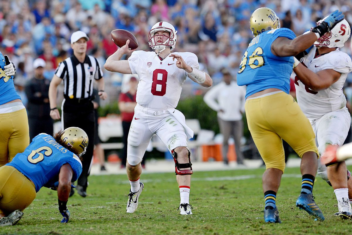 Hopefully Stanford can emulate their 2014 performance.