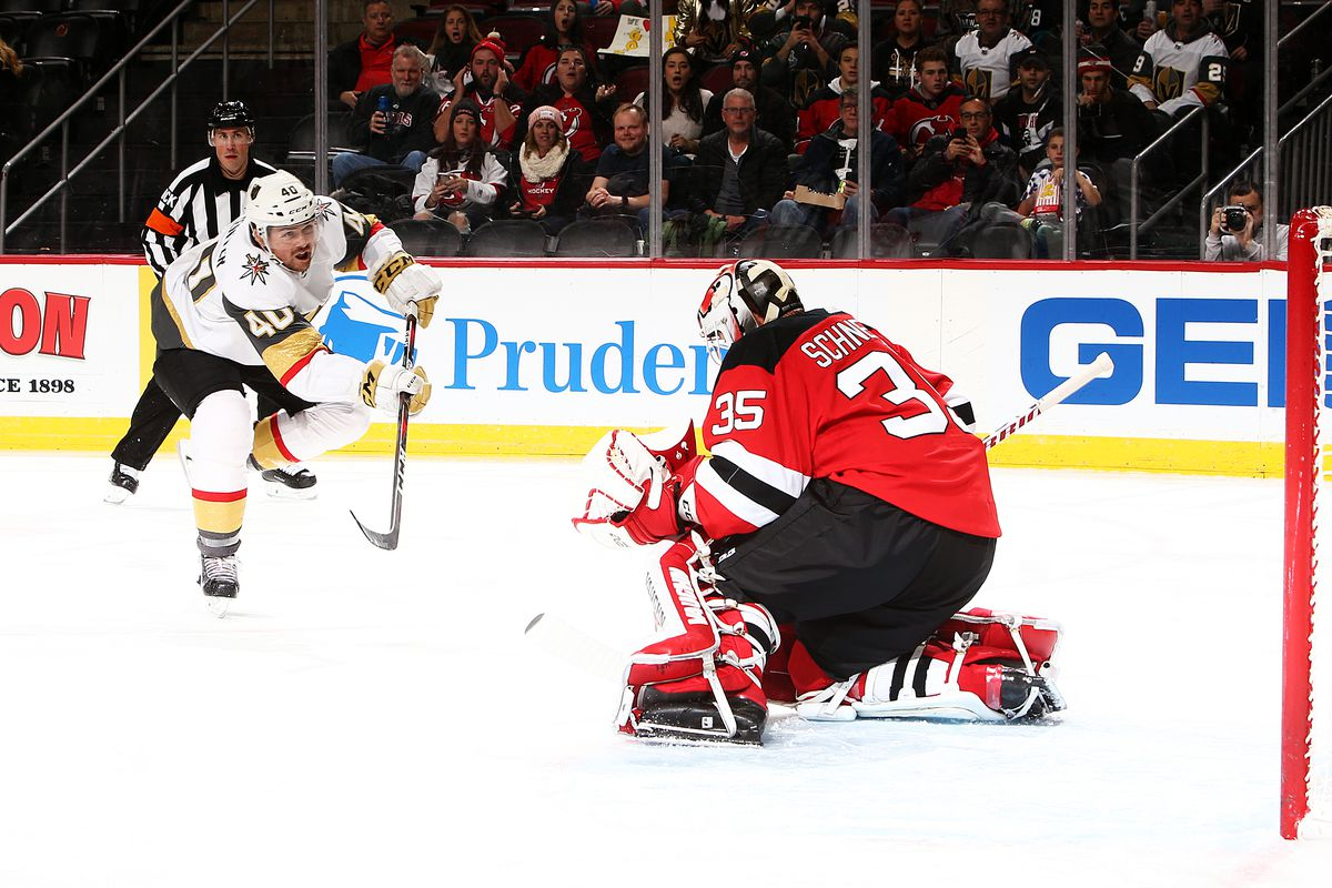 Vegas Golden Knights v New Jersey Devils