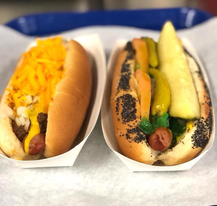 Fab Hot Dogs