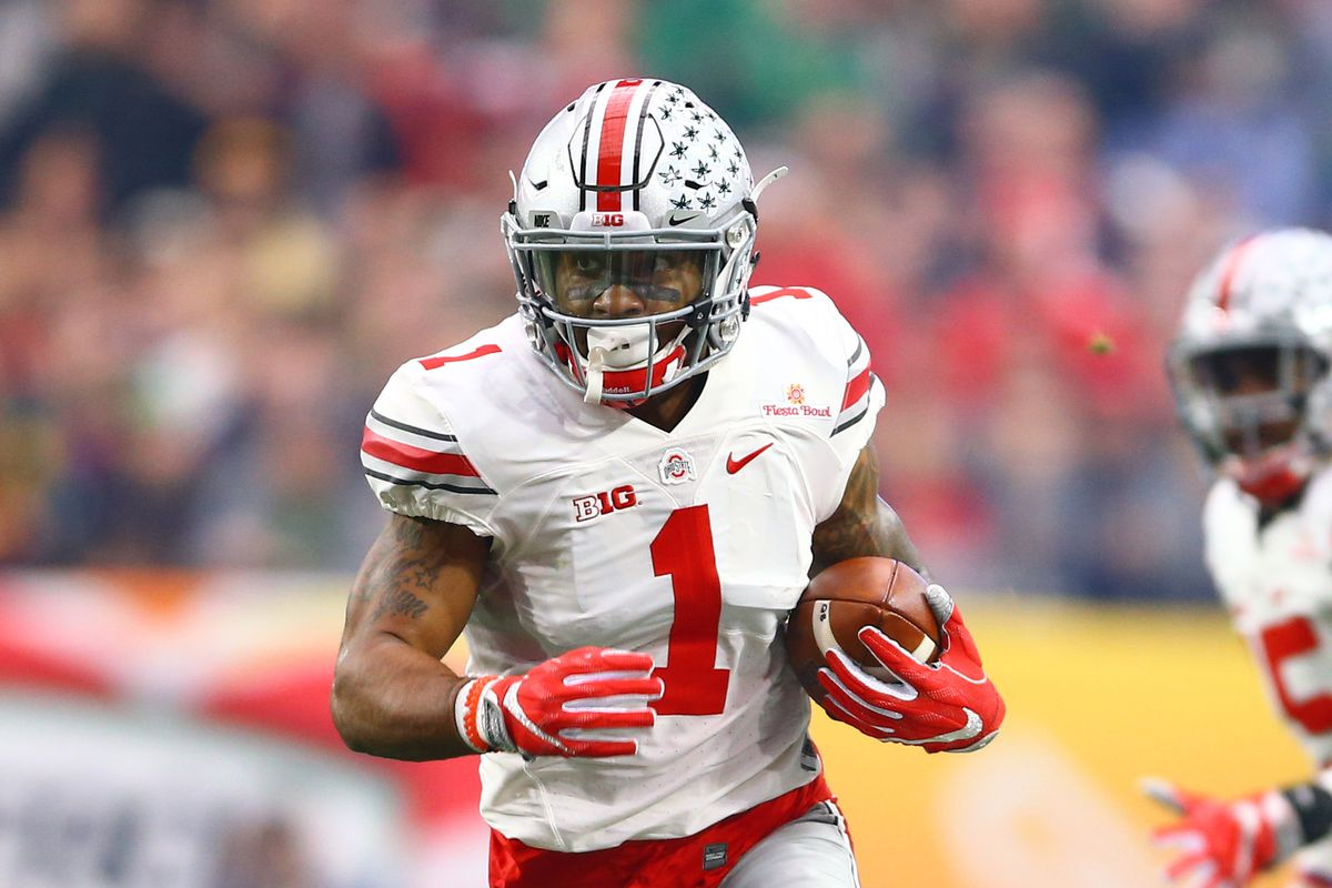 Braxton Miller follows Julian Edelman s path to the NFL as a College QB  turned WR. Mark J. Rebilas-USA TODAY Sports e679e8362