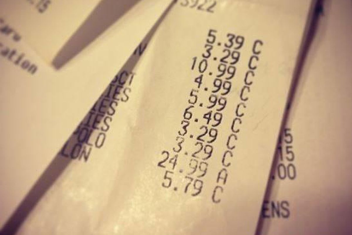 Receipts prove legal ownership and allow individuals to easily exchange or return items.