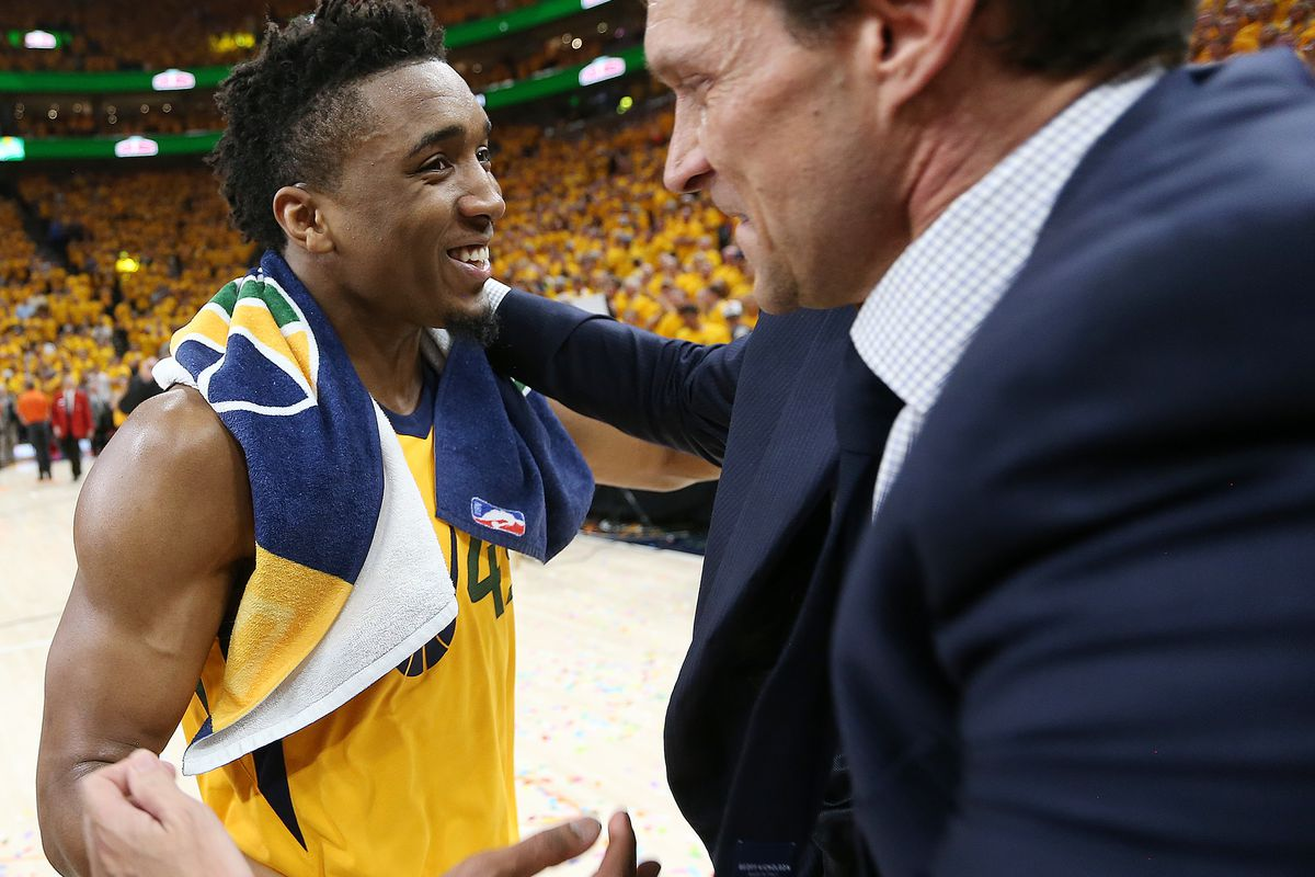 official photos 7245e 8118f Utah Jazz Christmas Day game time announced; they will play ...