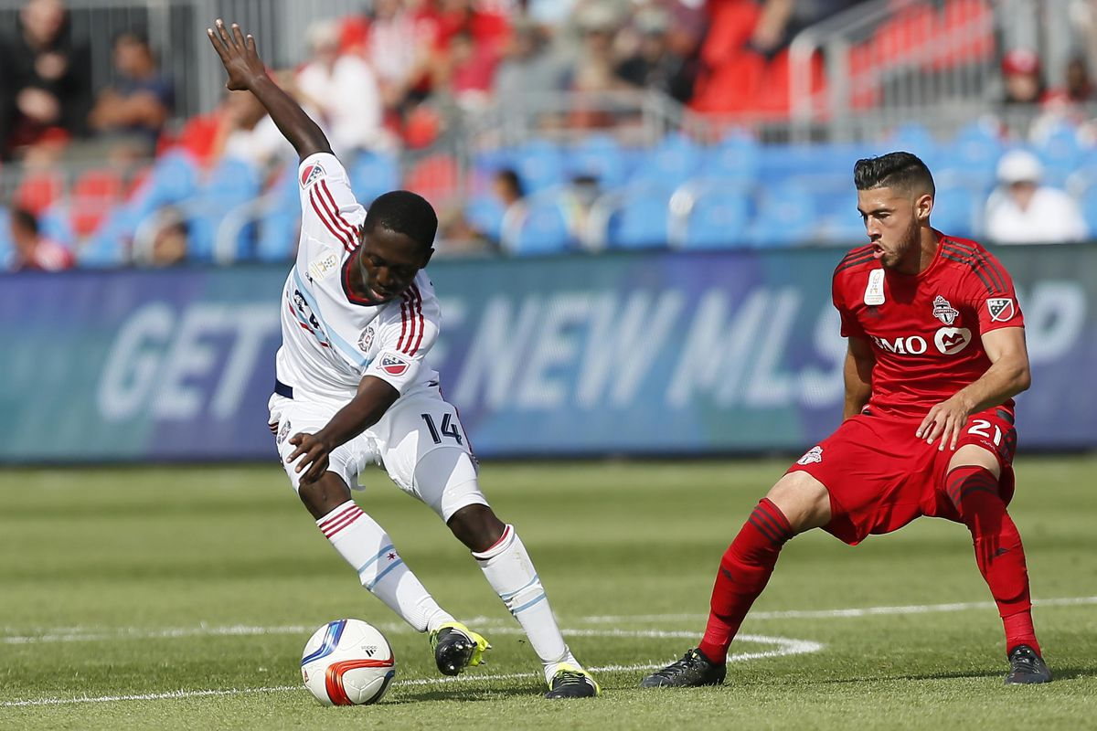 Patrick Nyarko's days of dazzling Fire fans with speed and dribbling are over.