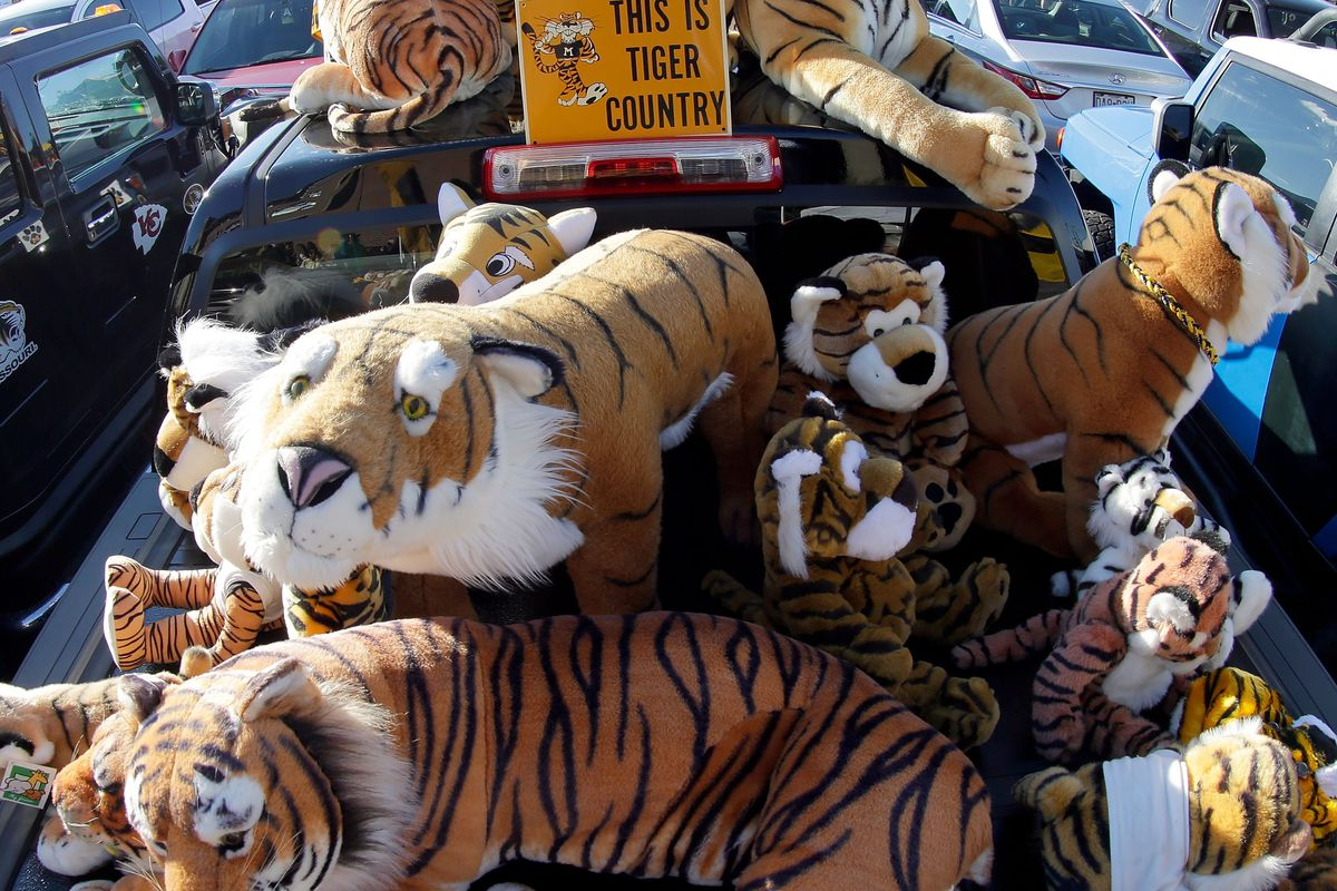 A tailgate from five years ago