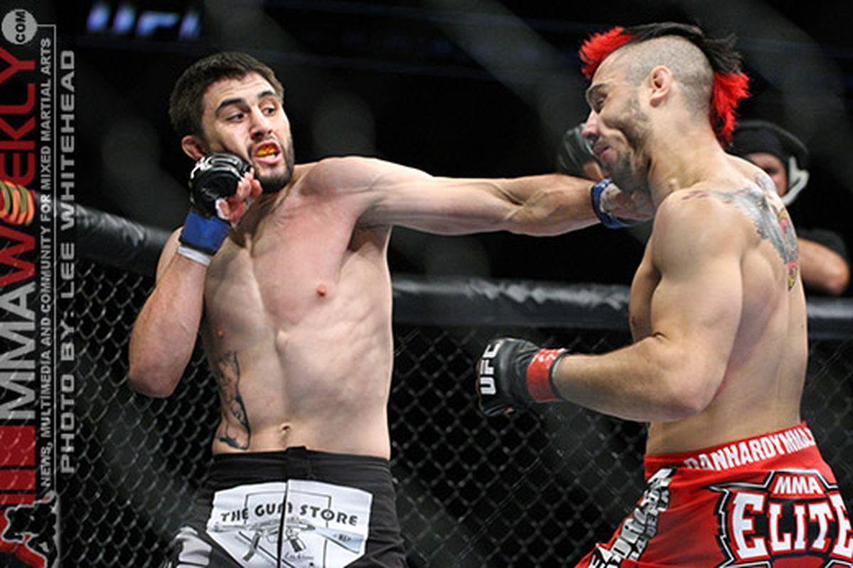 UFC 120 Results: Carlos Condit...