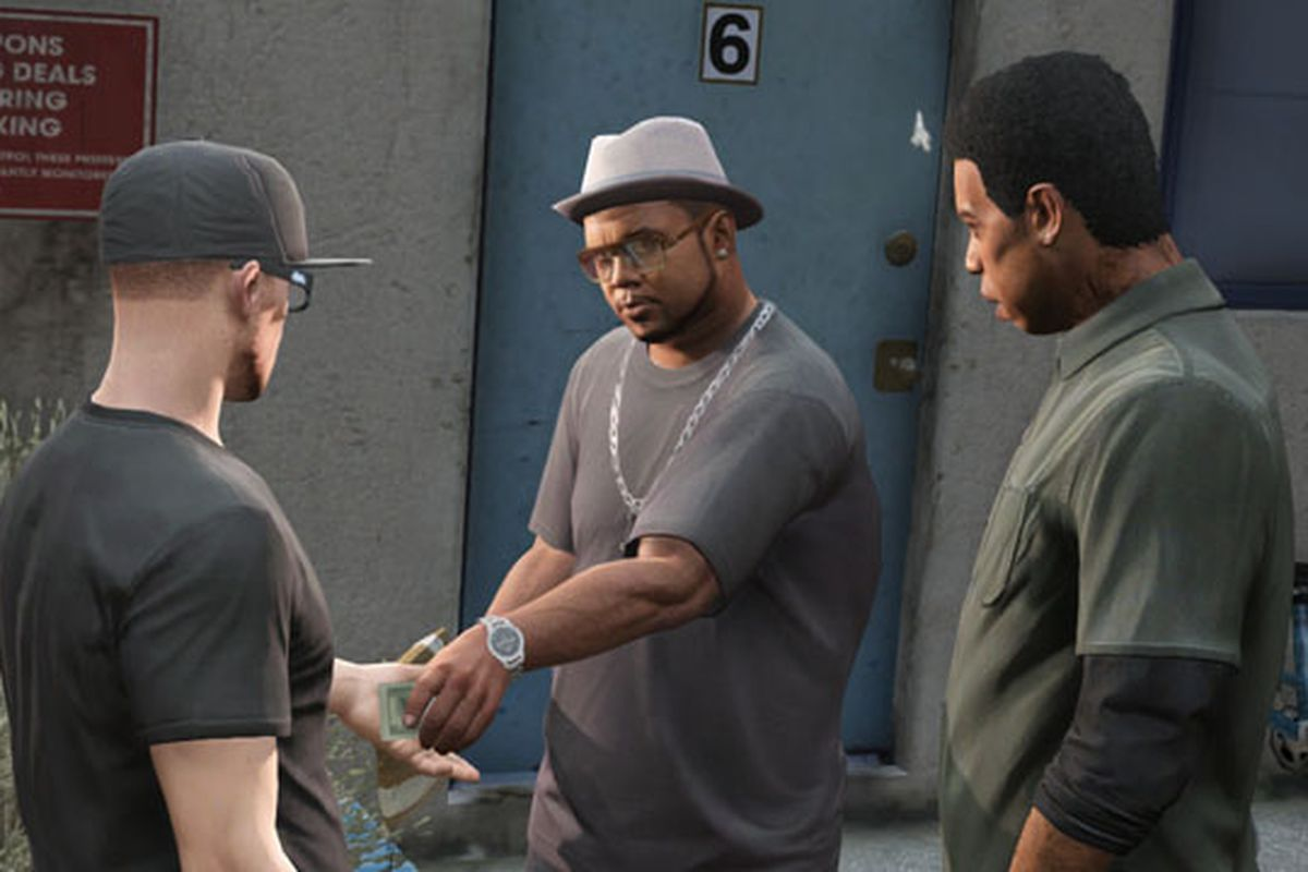 Rockstar Offers 500 000 Of In Game Cash To Frustrated Gta Online Players The Verge