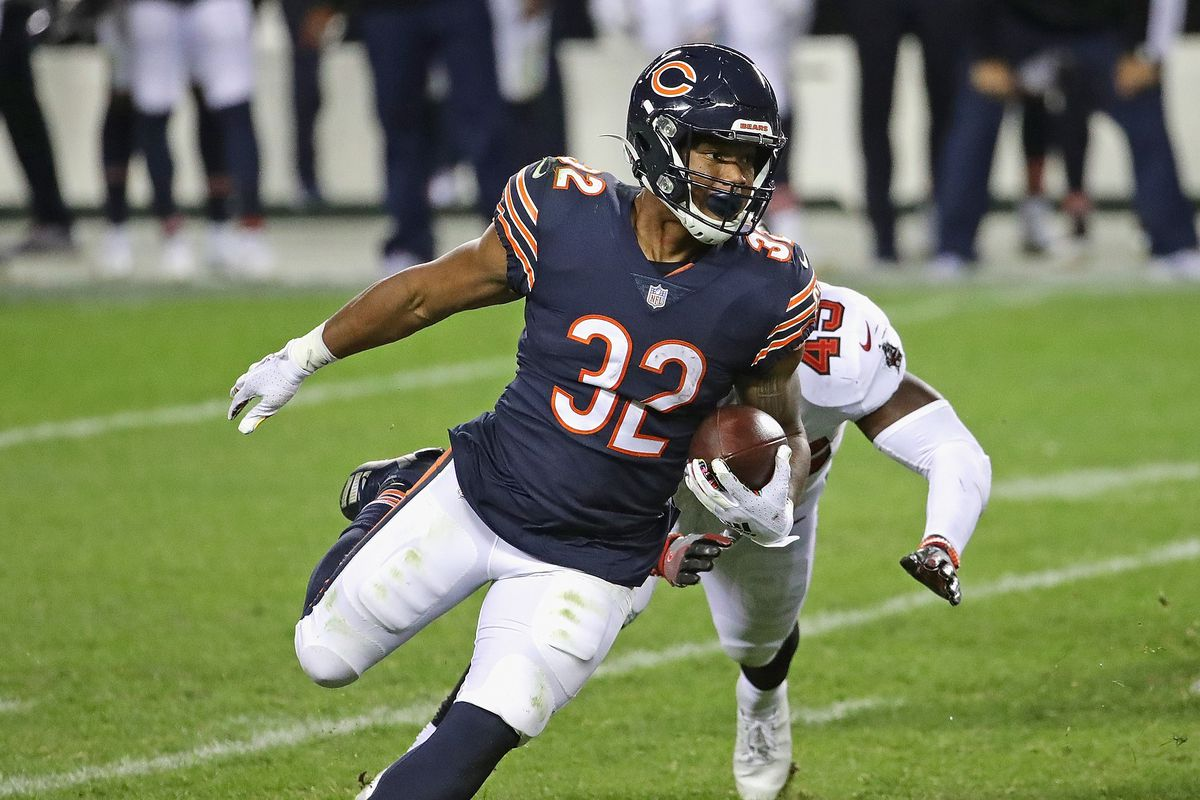 Fantasy football start/sit advice, Week 6: What to do with David Montgomery vs. Panthers - DraftKings Nation
