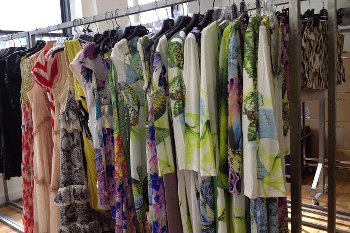 """Photo by <a href=""""http://www.nykeiko.com/2013/03/karl-lagerfeld-pierre-balmain-cavalli.html"""">New York à la Keiko</a>"""