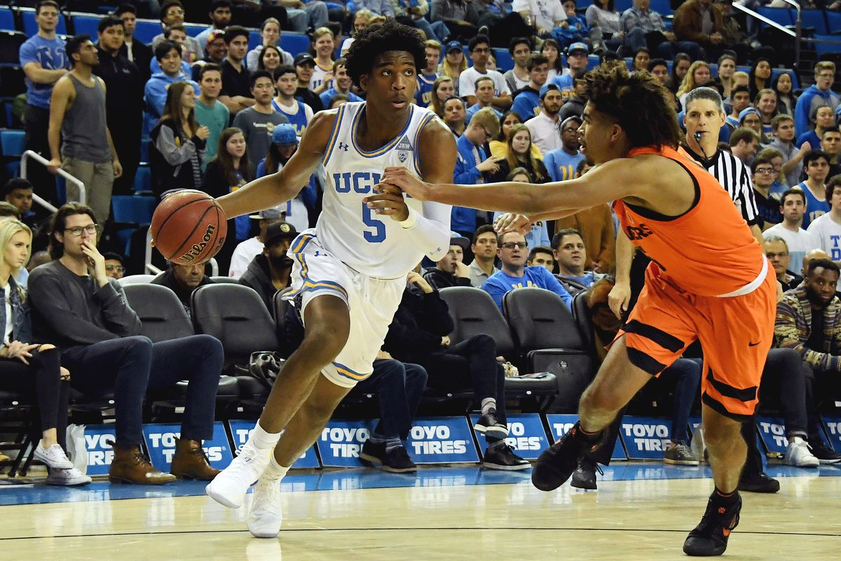 """Technically Steve Alford's best UCLA team had a 6'9"""" point guard. This  one's backup point is 6'8"""". Richard Mackson-USA TODAY Sports"""
