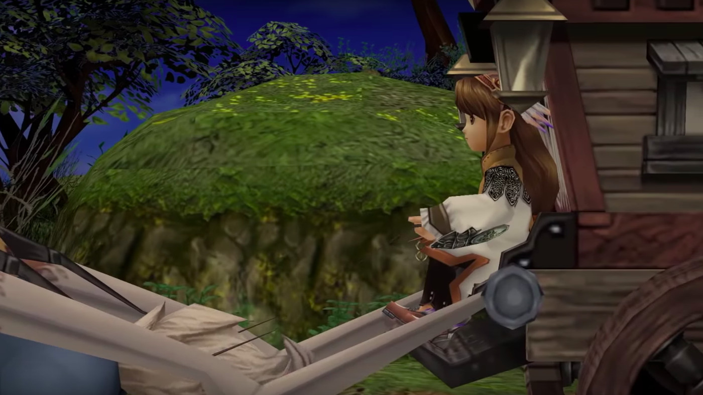 Final Fantasy Crystal Chronicles is coming back on the PS4, Switch